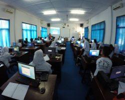 Proses Kegiatan Belajar Mengajar Multimedia