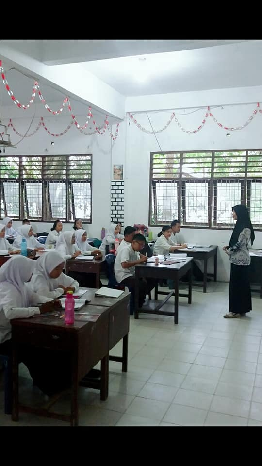 Proses Kegiatan Belajar Mengajar